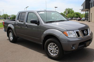 2017 Nissan Frontier ONE OWNER 4WD S CREW CAB Truck