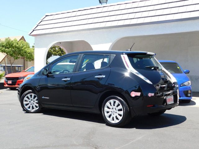 2017 Used Nissan Leaf S 4-Door Hatchback Only 25 Mi LIKE NEW! at Jim's Auto  Sales Serving Harbor City, CA, IID 19254712