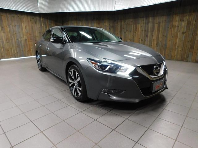 2017 Nissan Maxima 3 5 Sv Sedan 1n4aa6ap7hc418362 1