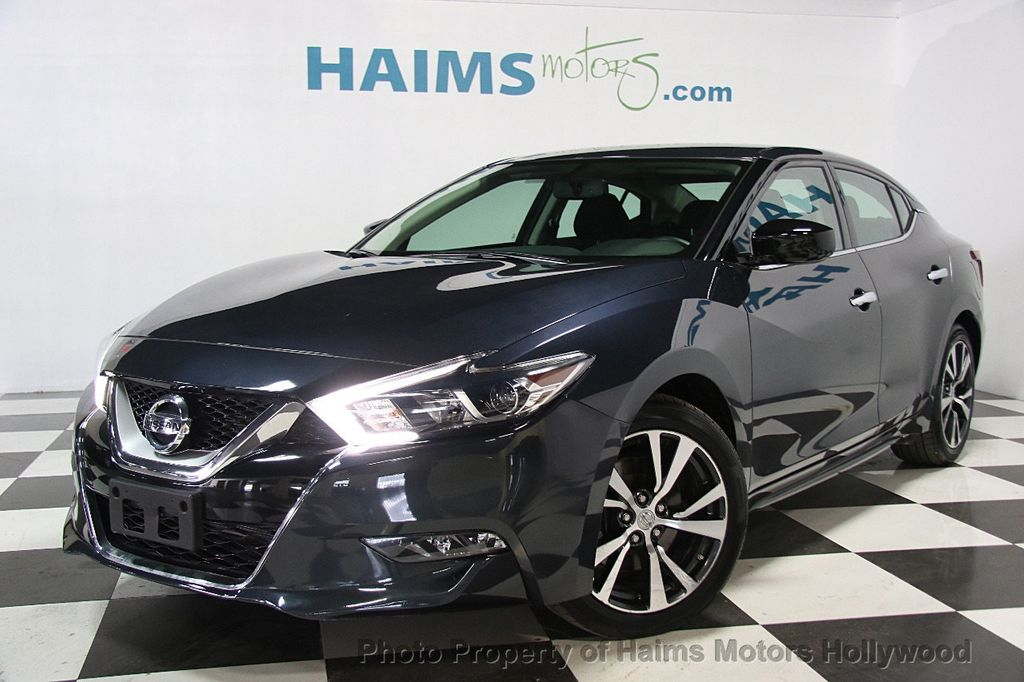 2017 used nissan maxima s 3 5l at haims motors serving fort lauderdale hollywood miami fl. Black Bedroom Furniture Sets. Home Design Ideas
