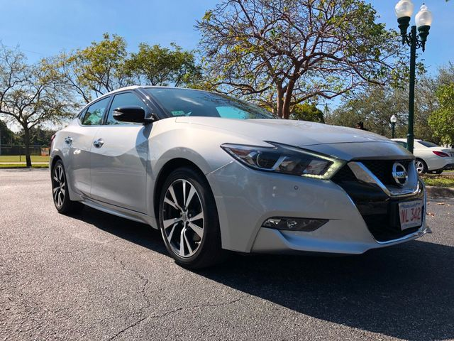 2017 Nissan Maxima S 3.5L - Click to see full-size photo viewer