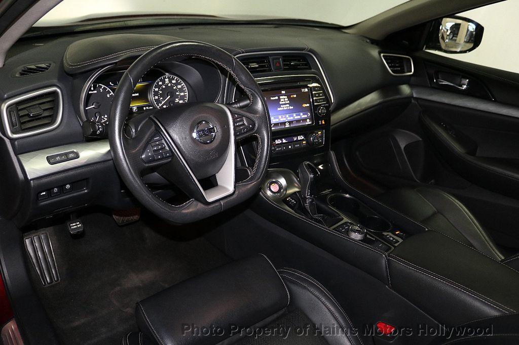 2017 Nissan Maxima SL 3.5L - 18626176 - 17