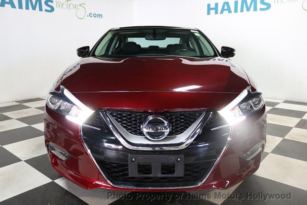 2017 Nissan Maxima SL 3.5L - 18626176 - 2