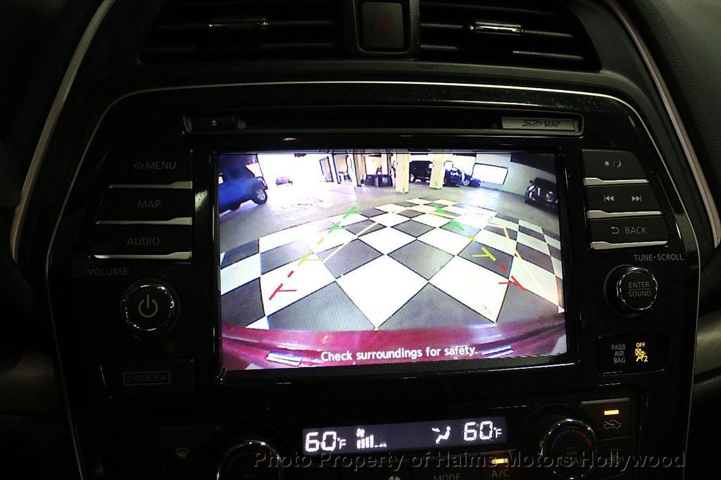 2017 Nissan Maxima SL 3.5L - 18626176 - 31
