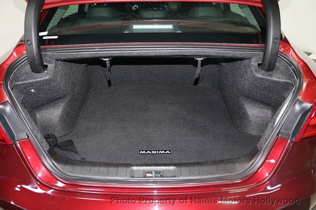 2017 Nissan Maxima SL 3.5L - 18626176 - 8