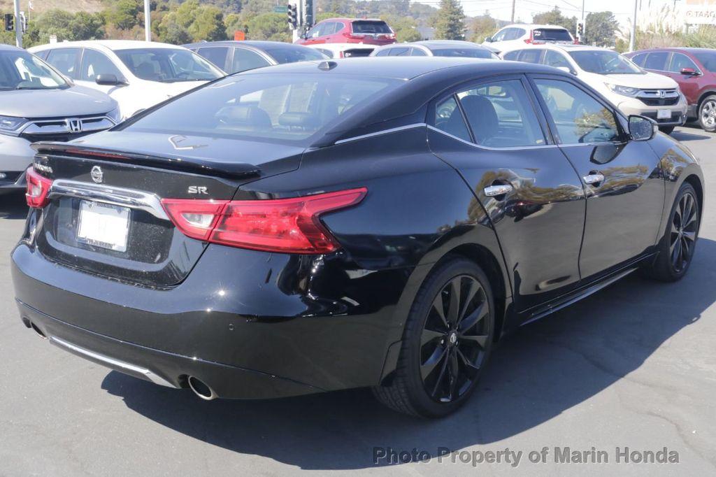 2017 Used Nissan Maxima SR 3 5L Sedan for Sale in San Rafael