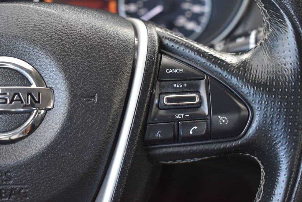2017 Nissan Maxima SV - 18439615 - 18