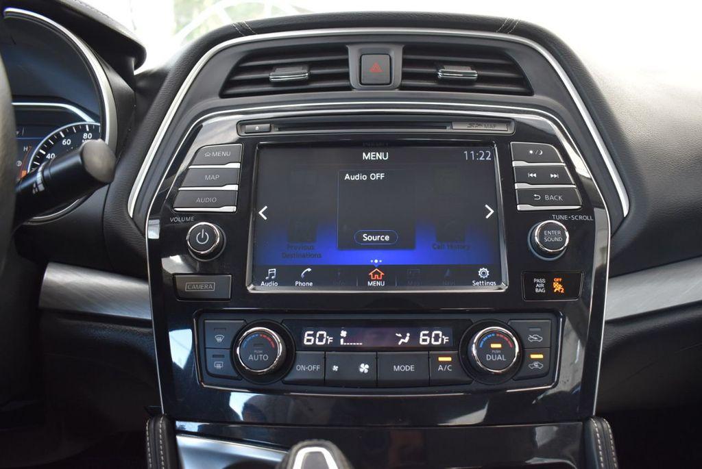 2017 Nissan Maxima SV - 18439615 - 20