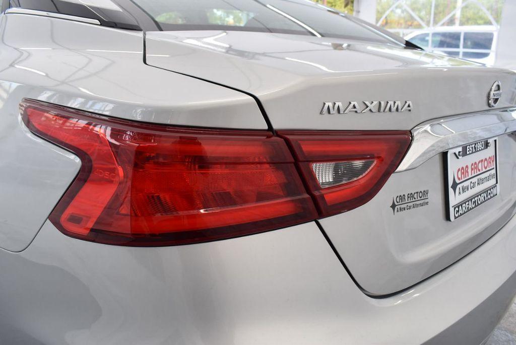 2017 Nissan Maxima SV - 18439615 - 6