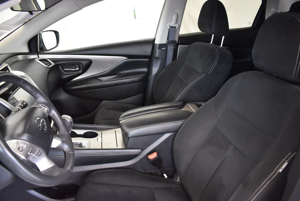 2017 Nissan Murano 5 Awd Sl 17986926 12