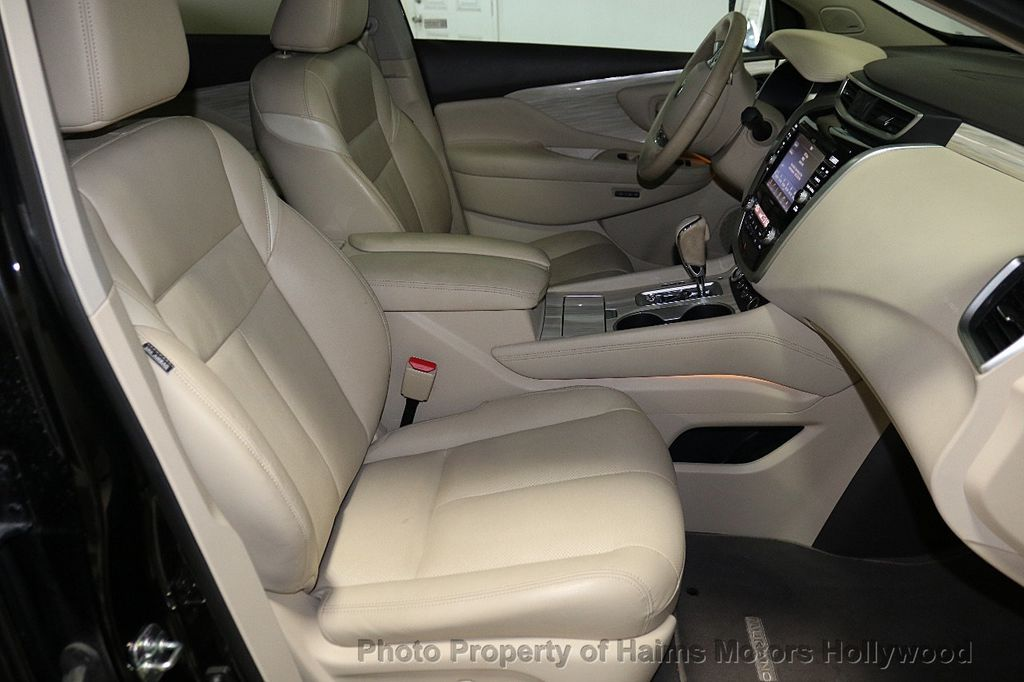 2017 Nissan Murano AWD Platinum - 18183662 - 14