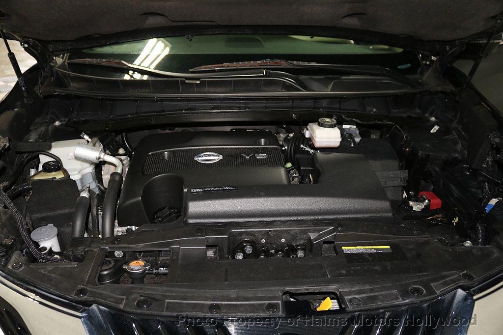 2017 Nissan Murano AWD Platinum - 18183662 - 37