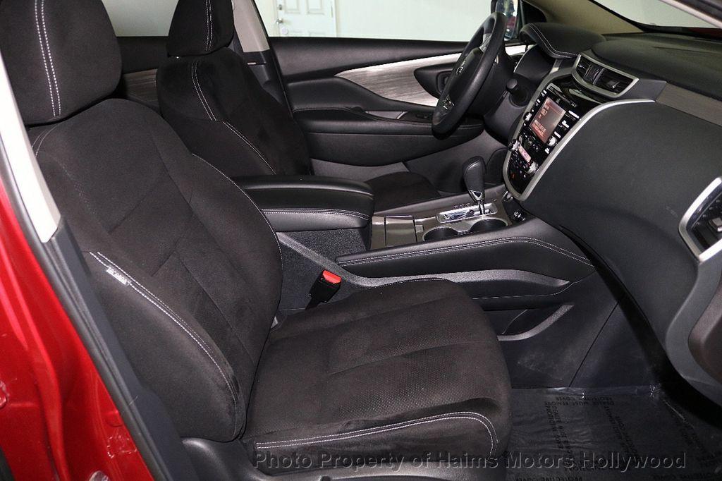 2017 Nissan Murano FWD S - 18501479 - 12