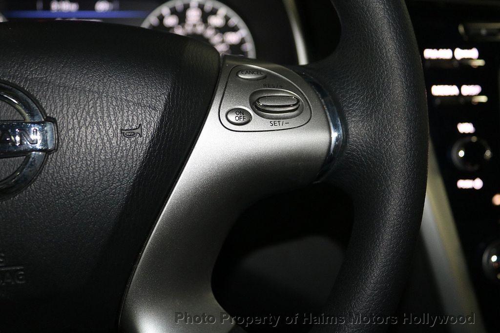 2017 Nissan Murano FWD S - 18501479 - 23