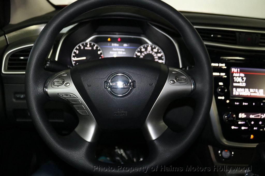 2017 Nissan Murano FWD S - 18501479 - 25