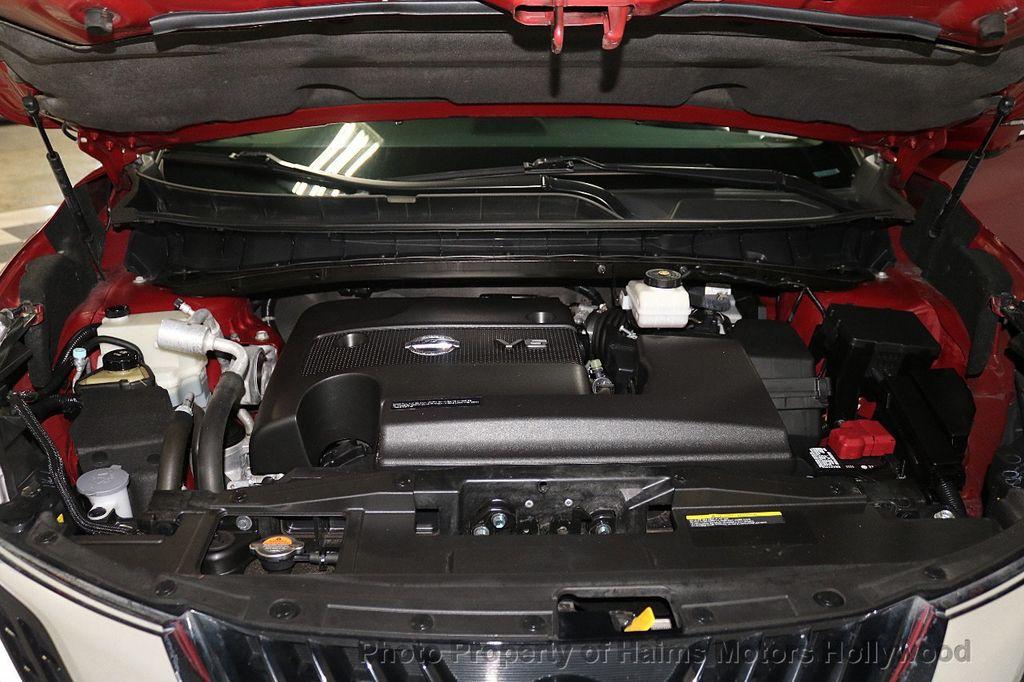 2017 Nissan Murano FWD S - 18501479 - 29