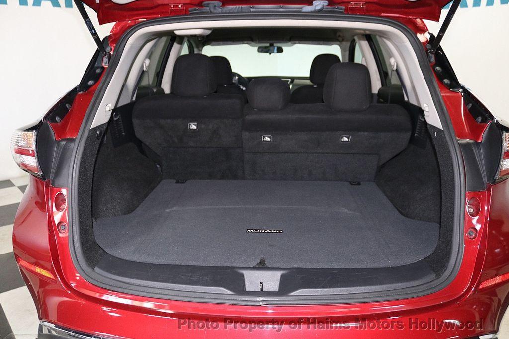 2017 Nissan Murano FWD S - 18501479 - 7