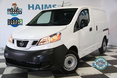 2017 Nissan NV200 Compact Cargo - 3N6CM0KN0HK710611