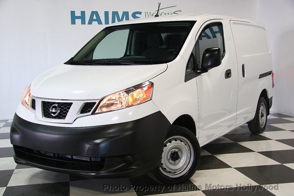 2017 Nissan Nv200 Compact Cargo 17412560 1