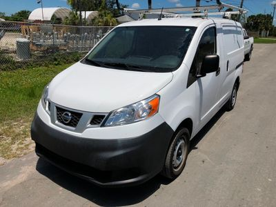 2017 Nissan NV200 Compact Cargo  Van