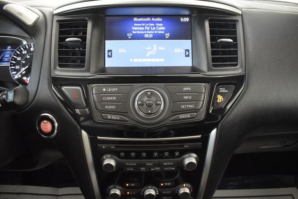 2017 Nissan Pathfinder 4x4 Platinum - 18093594 - 18