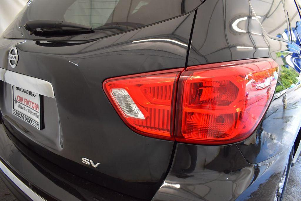 2017 Nissan Pathfinder 4x4 Platinum - 18093594 - 1