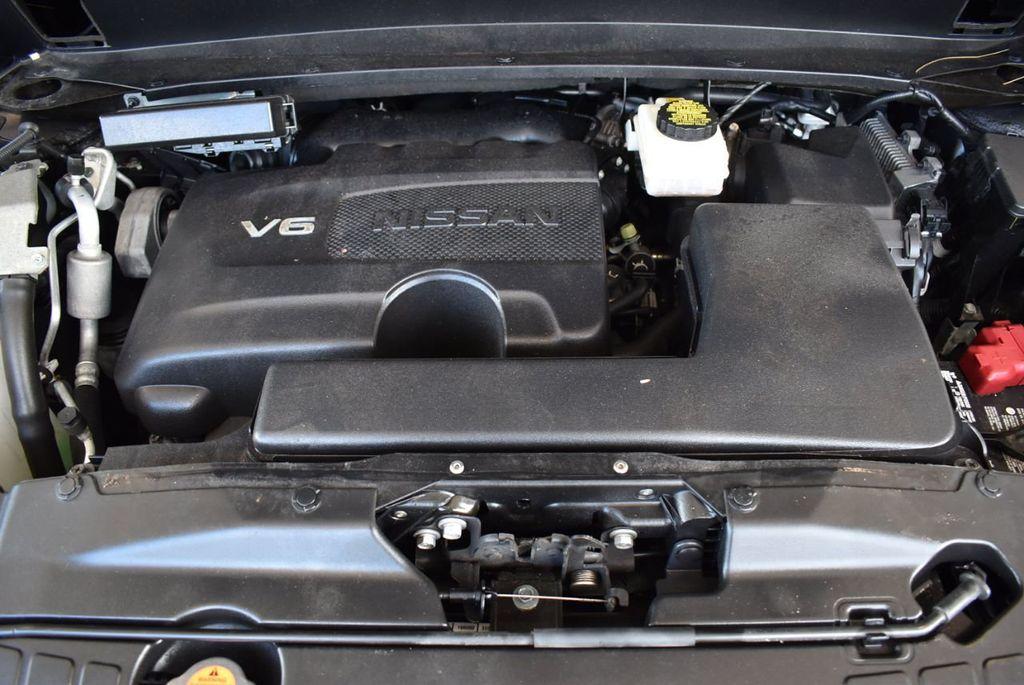 2017 Nissan Pathfinder 4x4 Platinum - 18093594 - 20