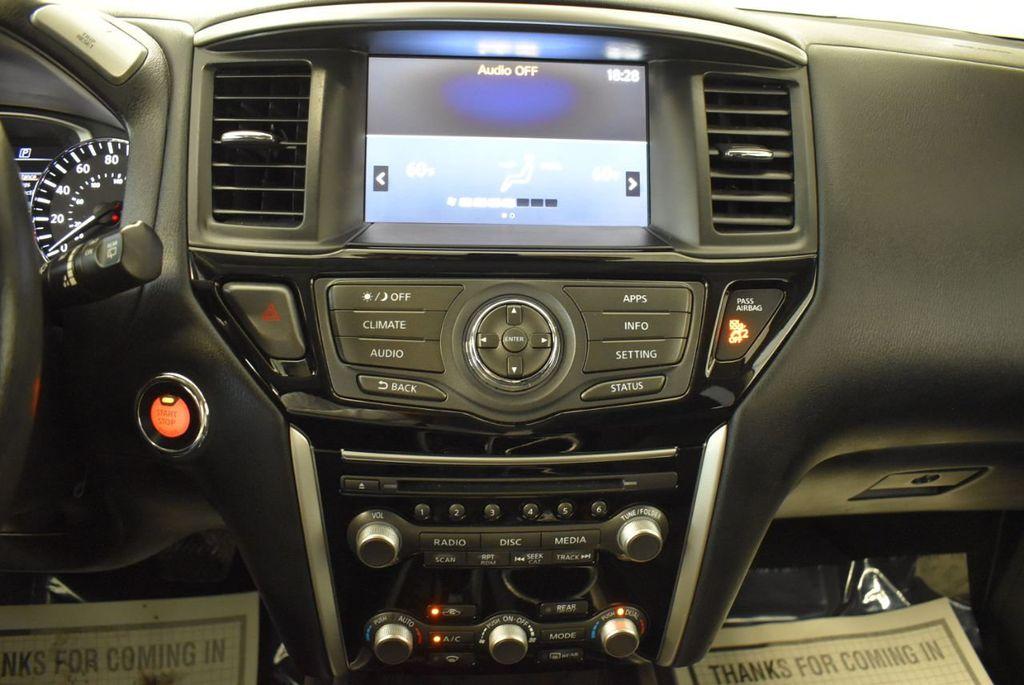 2017 Nissan Pathfinder 4x4 S - 18246531 - 20