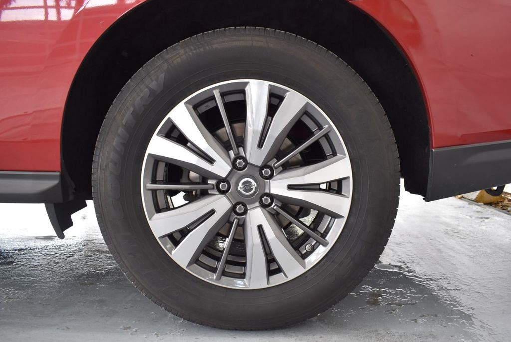 2017 Nissan Pathfinder 4x4 S - 18336087 - 10