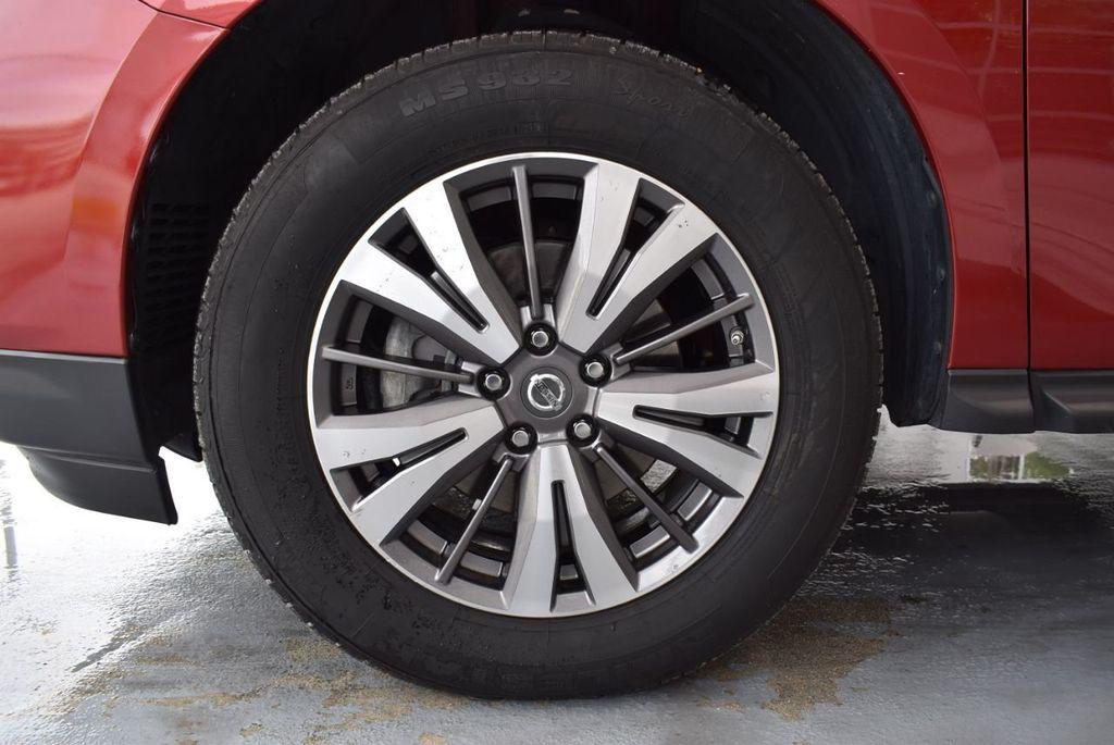 2017 Nissan Pathfinder 4x4 S - 18336087 - 11