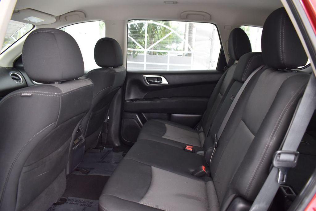 2017 Nissan Pathfinder 4x4 S - 18336087 - 12