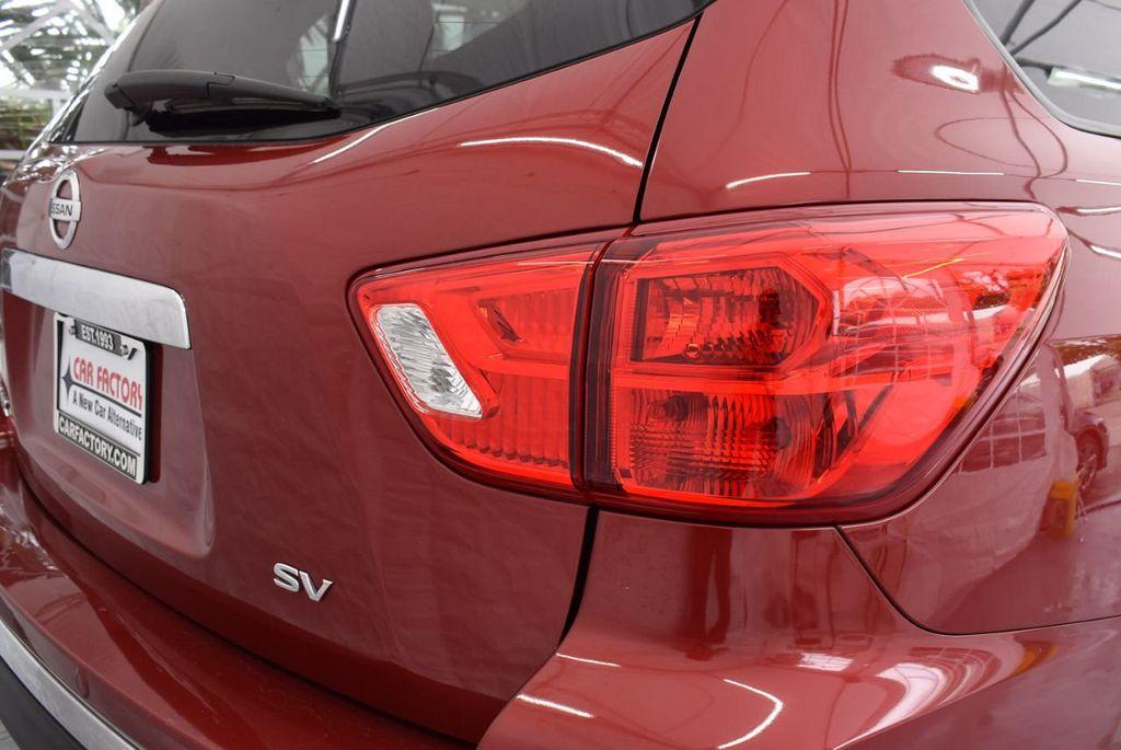 2017 Nissan Pathfinder 4x4 S - 18336087 - 1