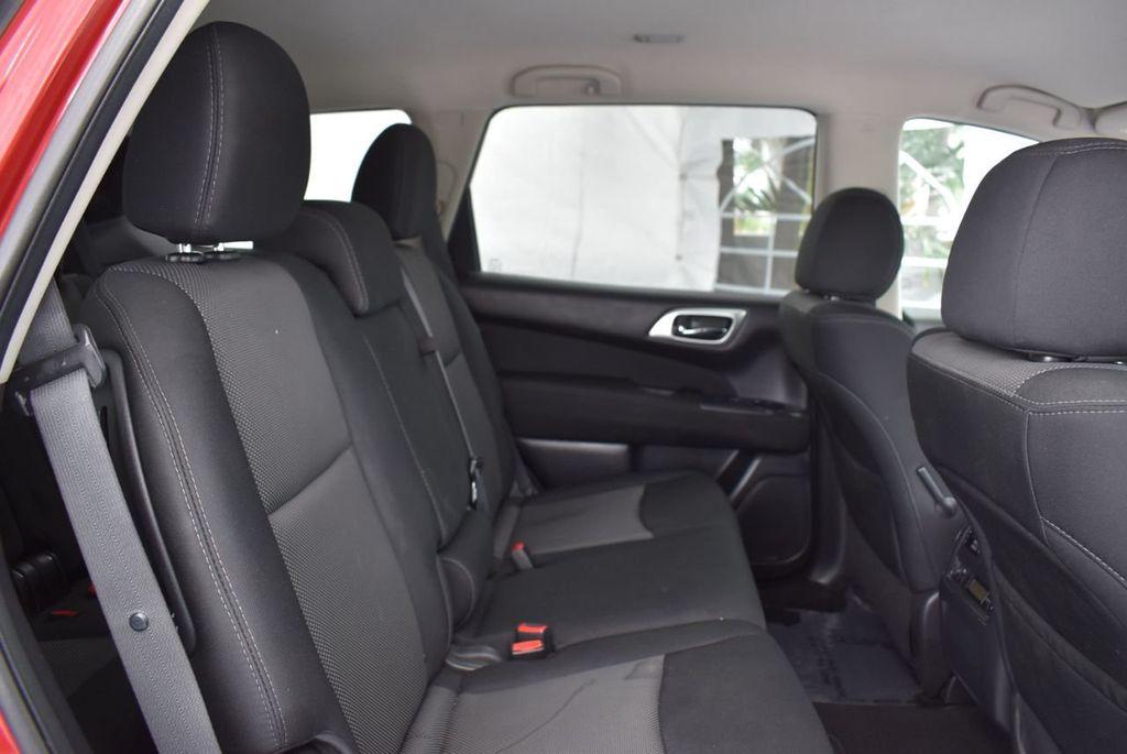 2017 Nissan Pathfinder 4x4 S - 18336087 - 22