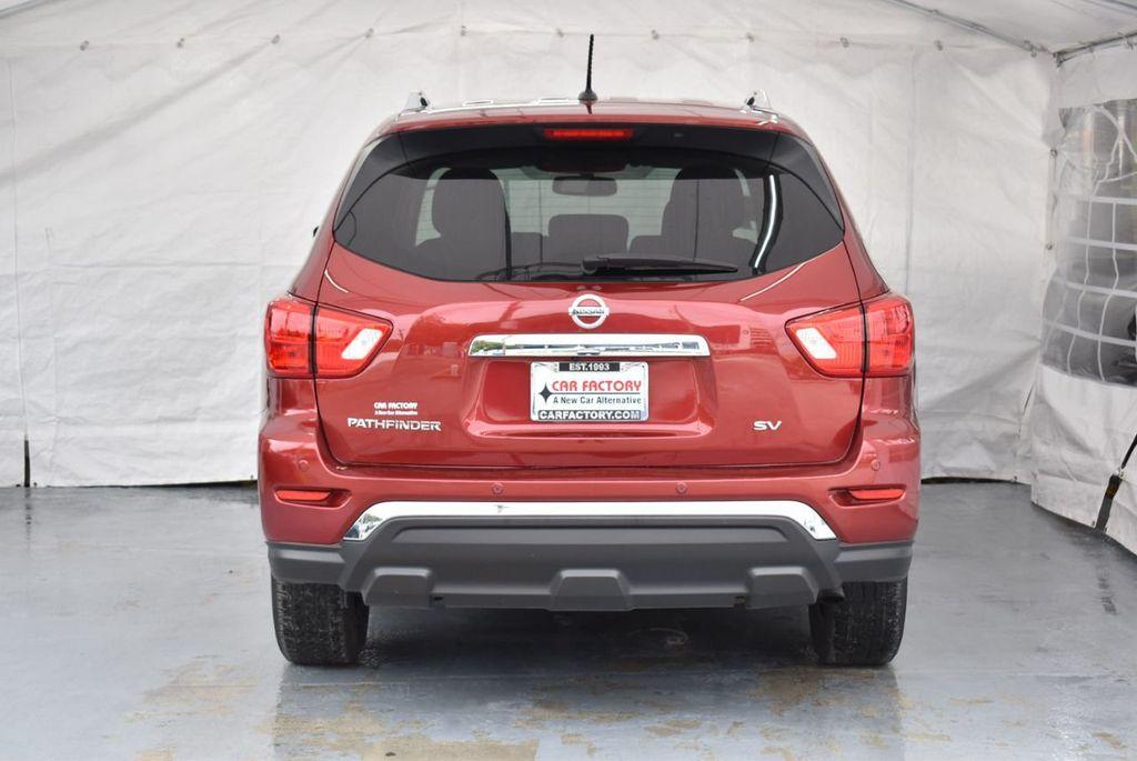 2017 Nissan Pathfinder 4x4 S - 18336087 - 7