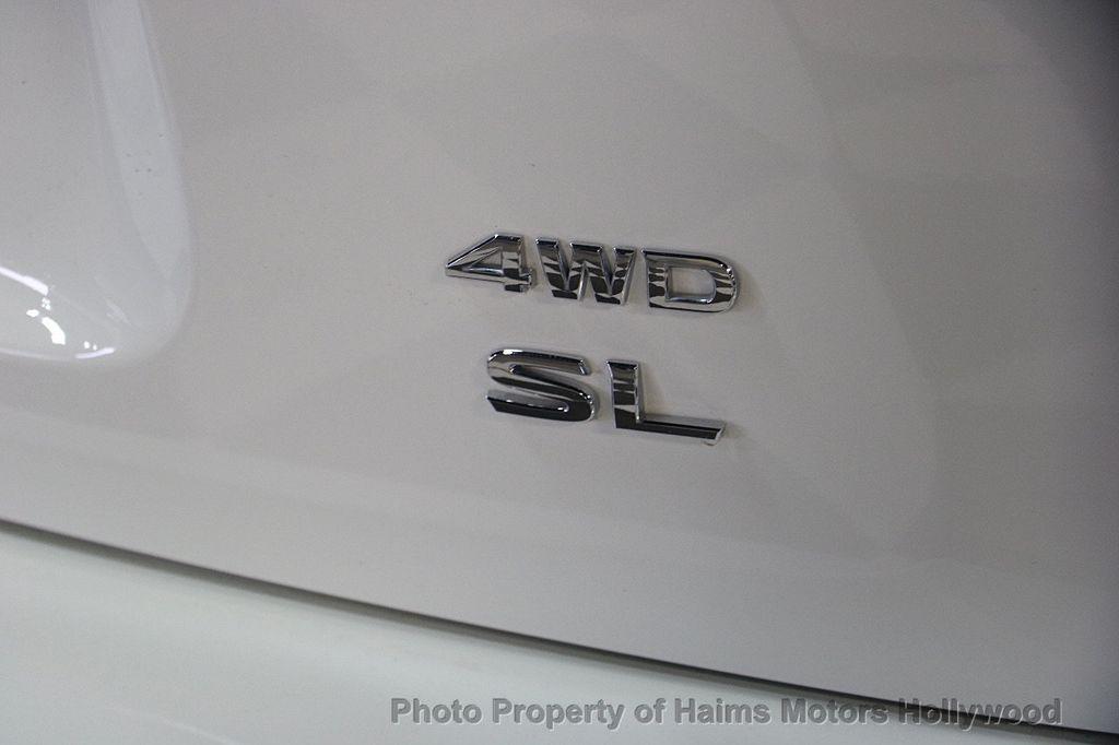 2017 Nissan Pathfinder 4x4 SL - 17297340 - 7