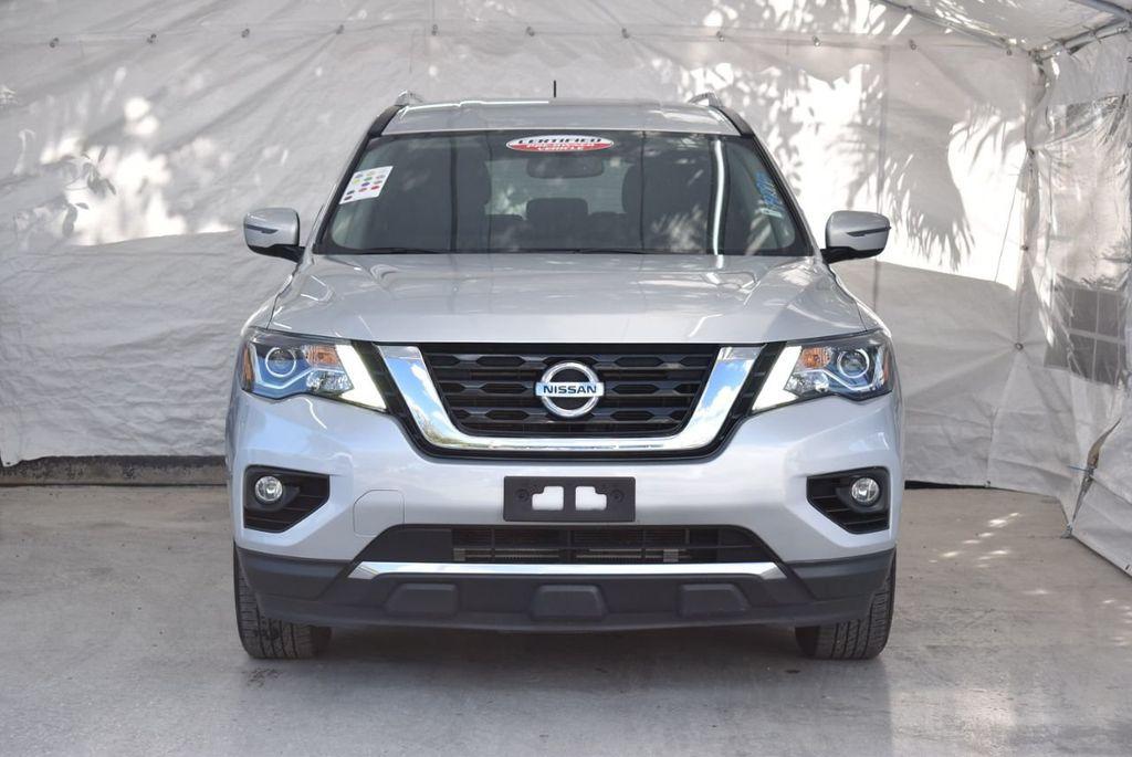 2017 Nissan Pathfinder 4x4 SV - 18497665 - 3