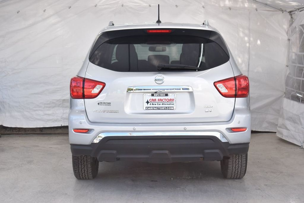 2017 Nissan Pathfinder 4x4 SV - 18497665 - 7