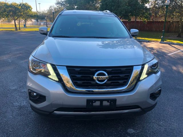 2017 Nissan Pathfinder FWD SV - Click to see full-size photo viewer