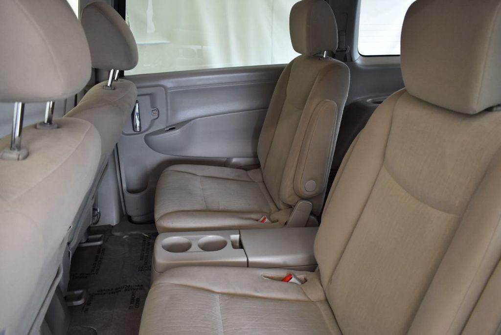2017 Nissan Quest S CVT - 17986934 - 12