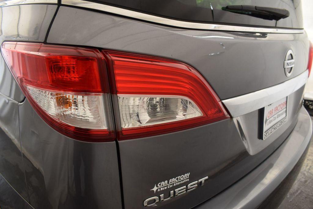 2017 Nissan Quest S CVT - 17986934 - 4