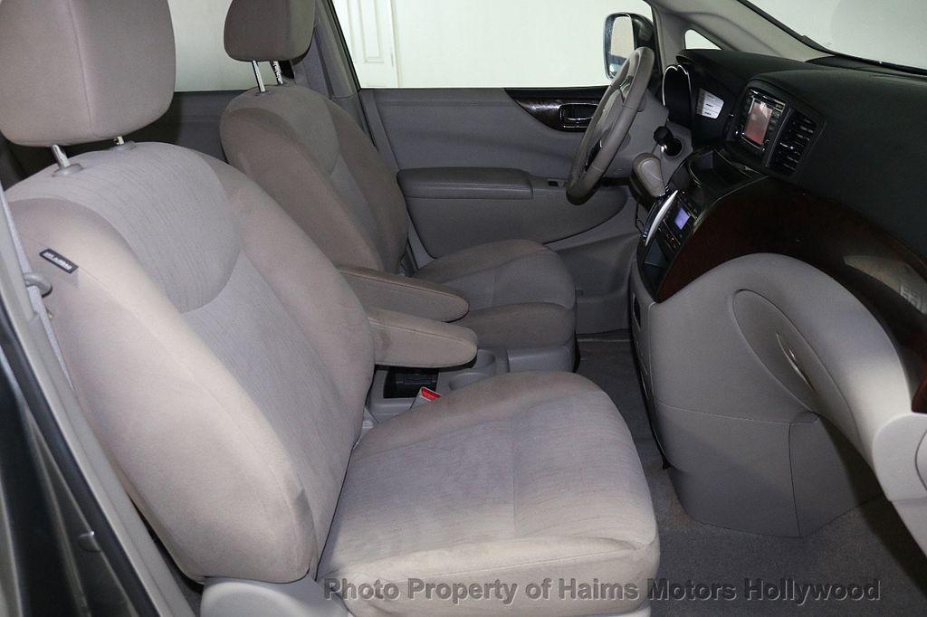 2017 Nissan Quest SV CVT - 17959107 - 13