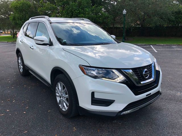 2017 Nissan Rogue 2017.5 FWD S - Click to see full-size photo viewer