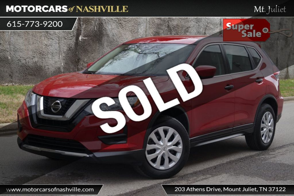 2017 Nissan Rogue 2017.5 FWD S - 17398905 - 0