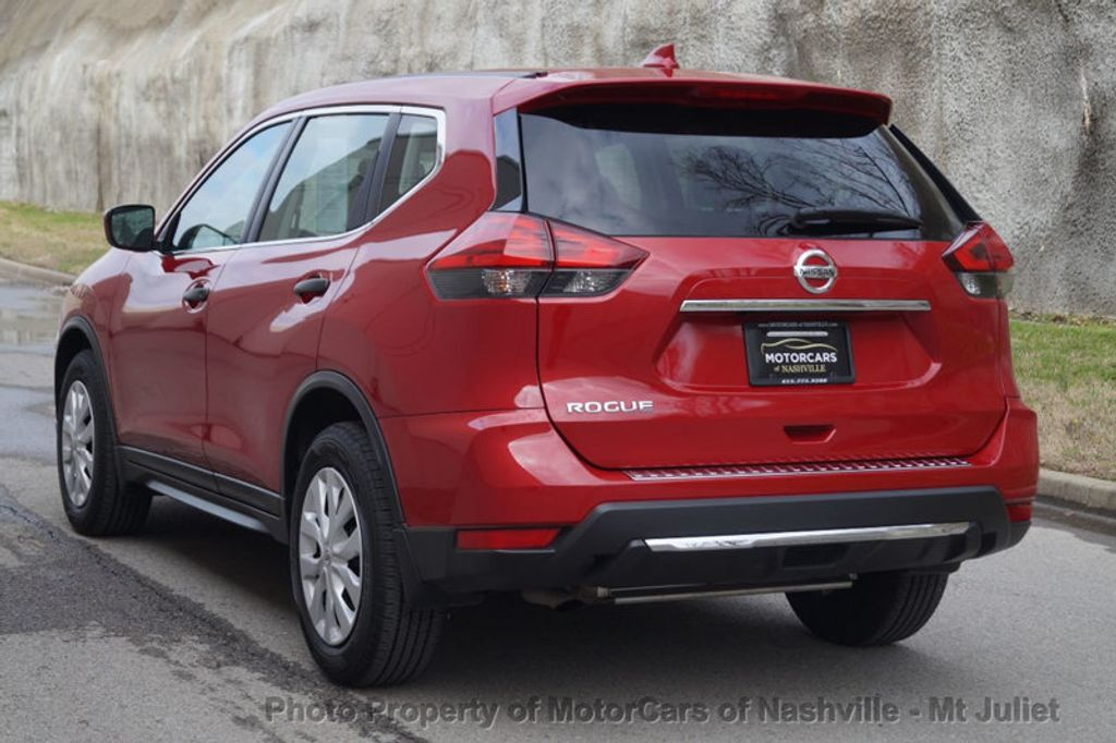 2017 Nissan Rogue 2017.5 FWD S - 17398905 - 10
