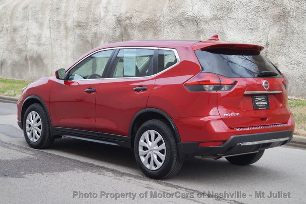 2017 Nissan Rogue 2017.5 FWD S - 17398905 - 11