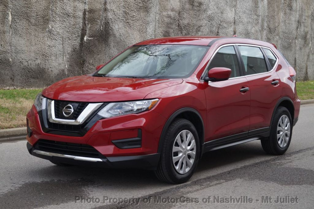 2017 Nissan Rogue 2017.5 FWD S - 17398905 - 1