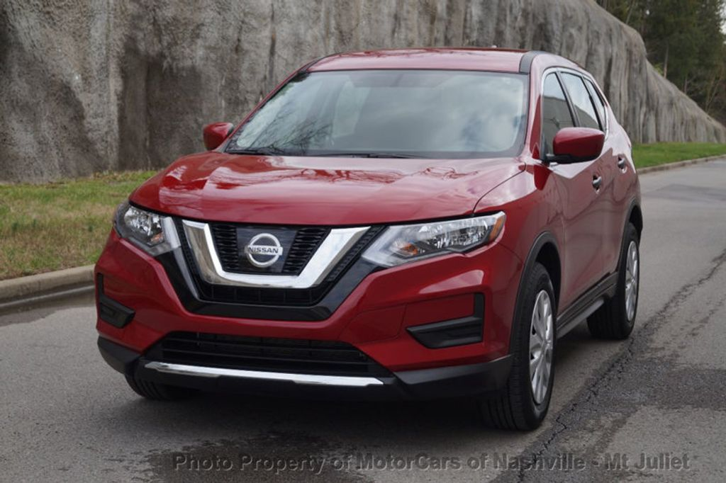 2017 Nissan Rogue 2017.5 FWD S - 17398905 - 2