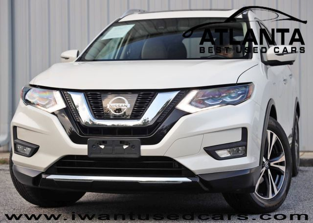 2017.5 Nissan Rogue >> 2017 Nissan Rogue 2017 5 Fwd Sl With Premium Package Suv For Sale Norcross Ga 19 999 Motorcar Com