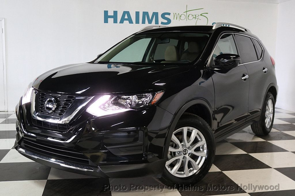 2017 used nissan rogue 2017.5 fwd sv at haims motors serving fort