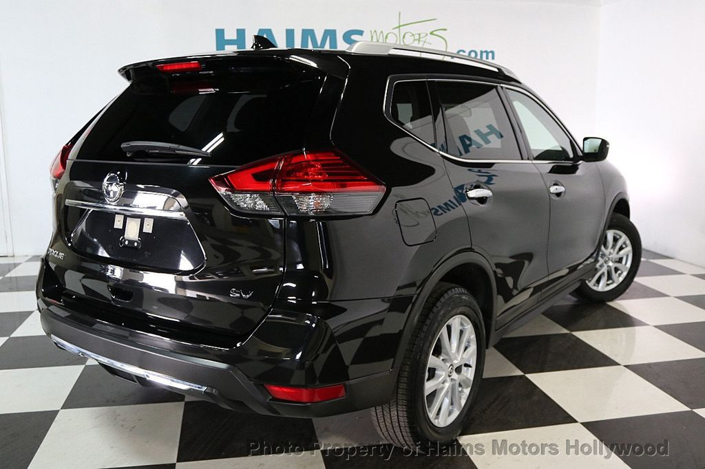 2017 used nissan rogue 2017 5 fwd sv at haims motors serving fort lauderdale hollywood miami. Black Bedroom Furniture Sets. Home Design Ideas